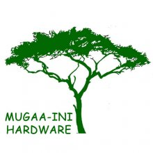 Mugaaini Hardware and Glassmart Logo